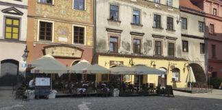 Uliczki Lublina