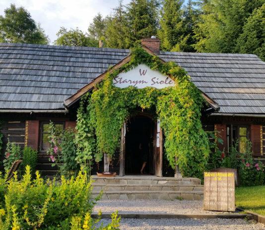 Restauracja Wetlina W starym siole
