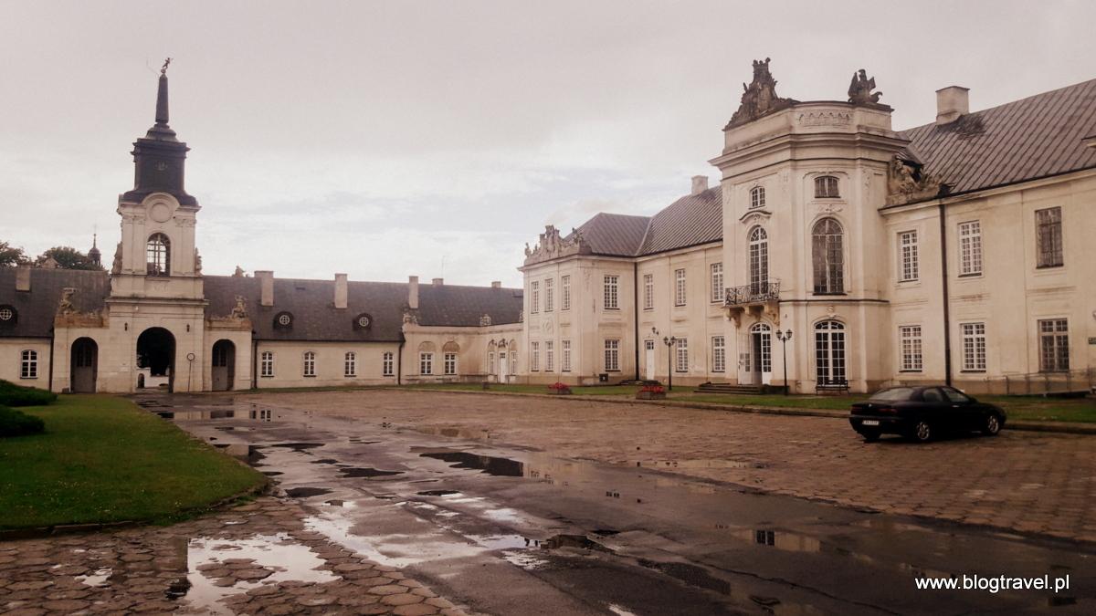 Radzyń Podlaski - Pałac Potockich